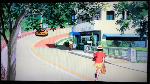 耳をすませばに出てくる「いろは坂」は聖蹟桜ヶ丘にある