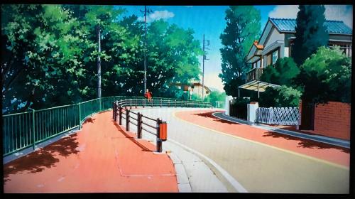 耳をすませば聖蹟桜ヶ丘で舞台になった道