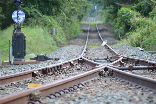線路 写真