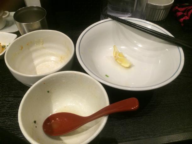 雨にもまけず 十条 つけ麺