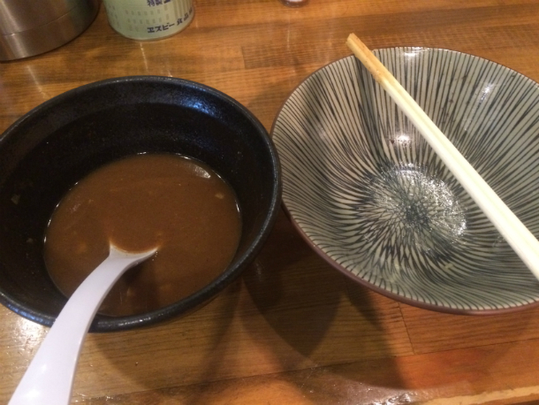 狸穴 濃厚つけ麺