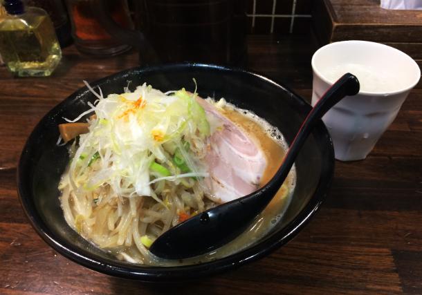 麺処 花田味噌ラーメン