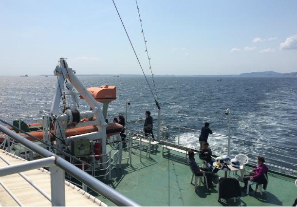 鋸山 東京湾フェリー