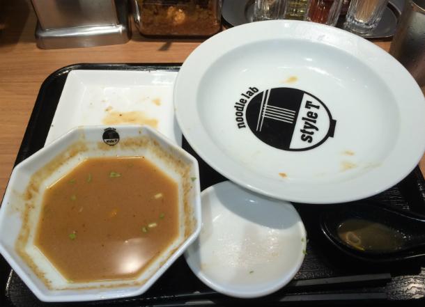 練馬noodlelabstyleT濃厚つけ麺