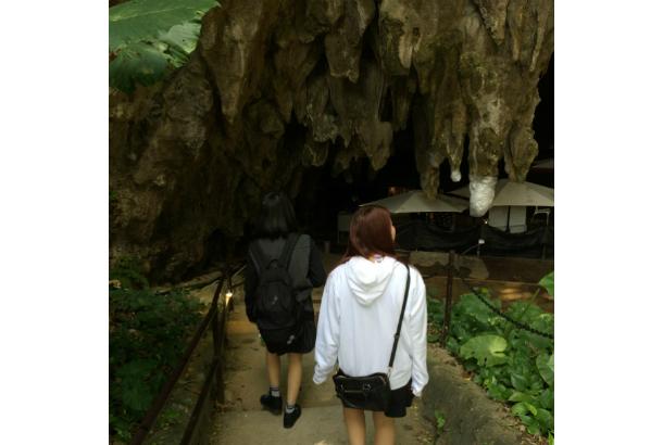 沖縄 観光スポット ガンガラーの谷