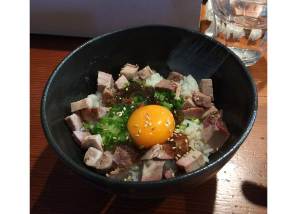 麺処ほん田スタミナ丼