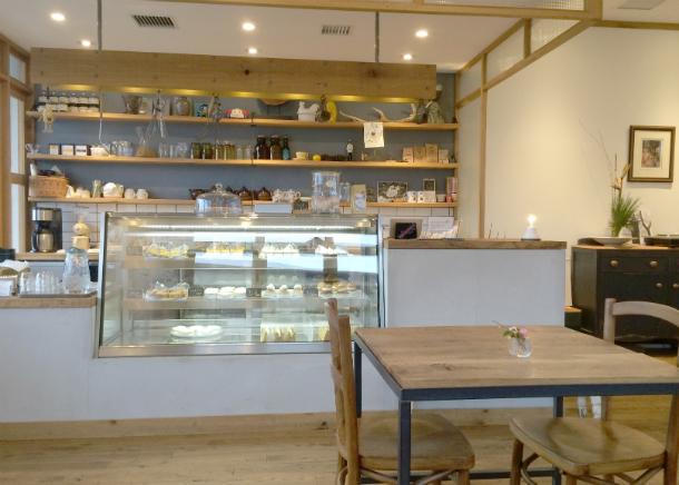 鎌倉 カフェ pomponcakes