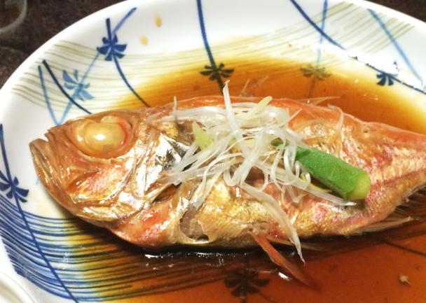 伊東温泉ホテルよしの 宿泊 金目鯛