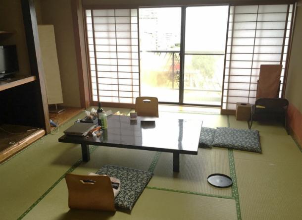 伊東温泉ホテルよしの 部屋