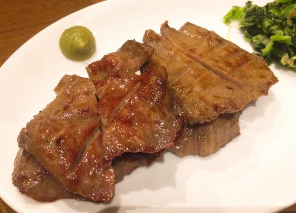 赤羽 牛タン定食