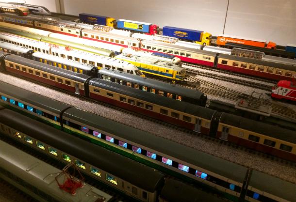 鉄道模型 カフェ 十条