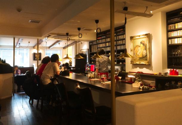 十条のおしゃれなカフェ「パパゲ珈琲店」