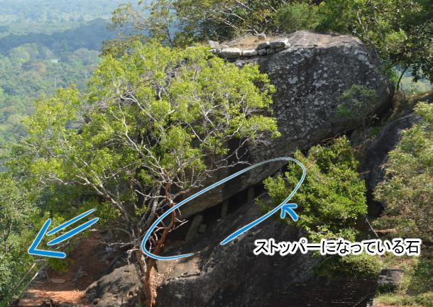 シーギリヤロック 王宮の特徴