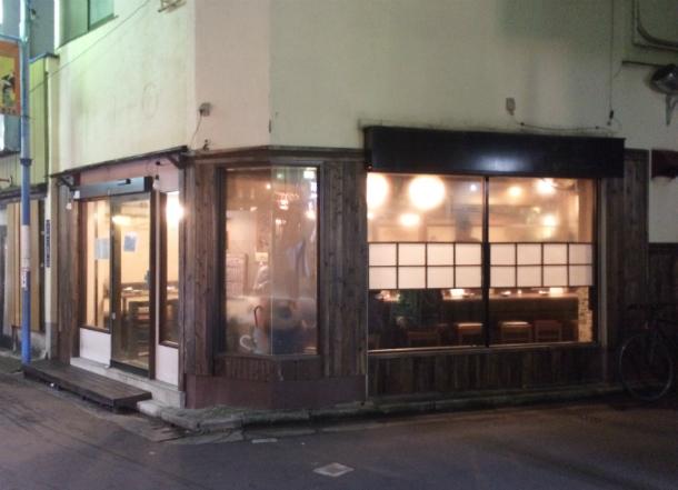 「馬ござる」十条駅周辺で馬刺しが食べられる居酒屋の外観