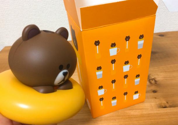 USB加湿器の箱をよく見てみる