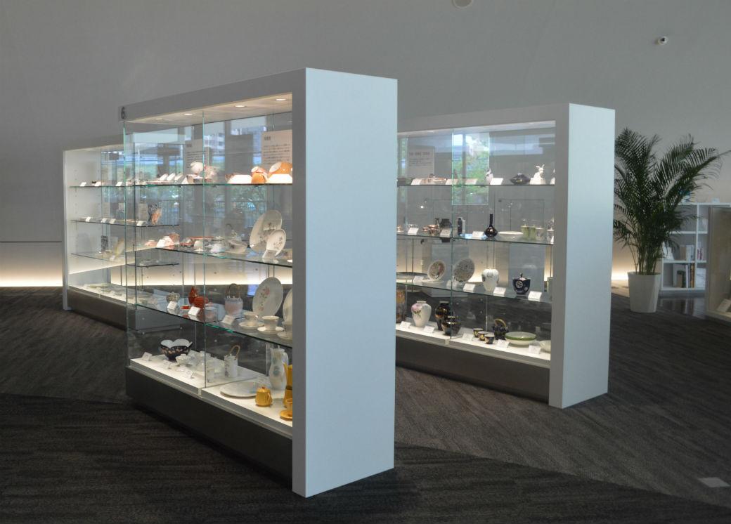 東洋陶器、食器の歴史