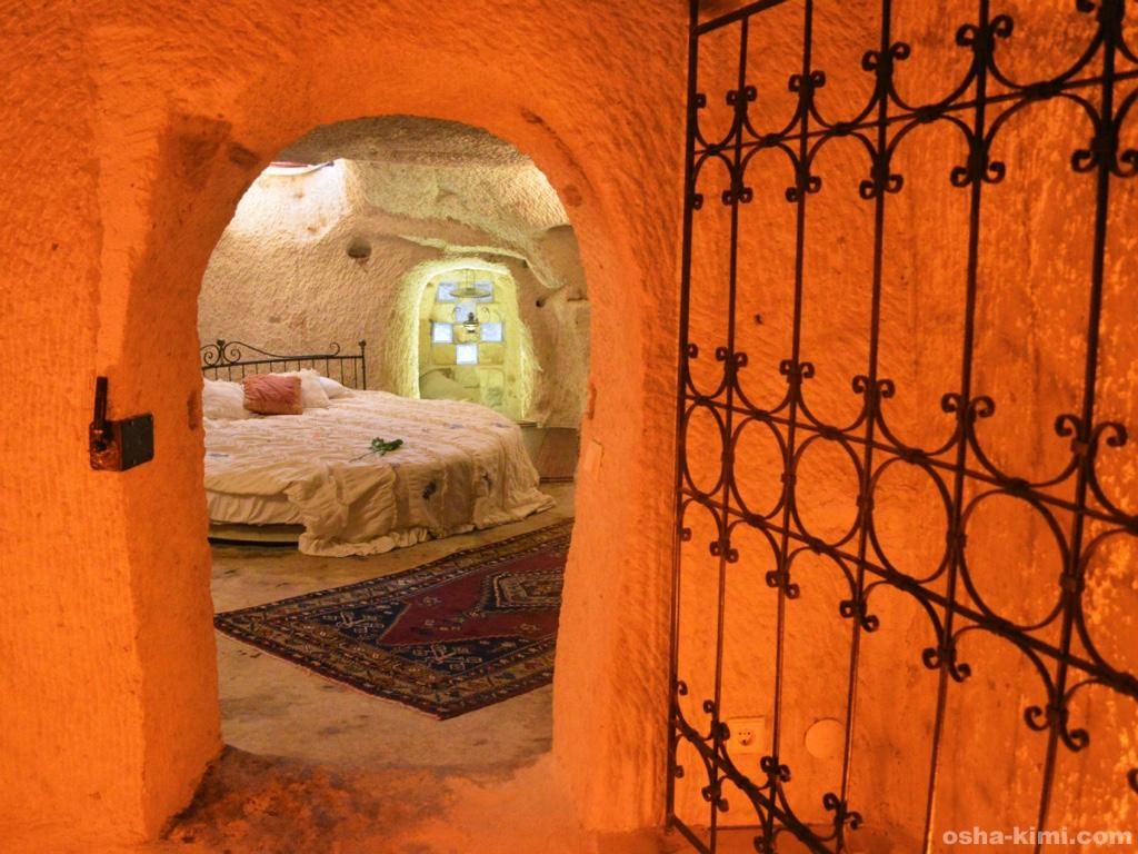 カッパドキアおすすめ洞窟ホテル「ミスラケーブホテル」