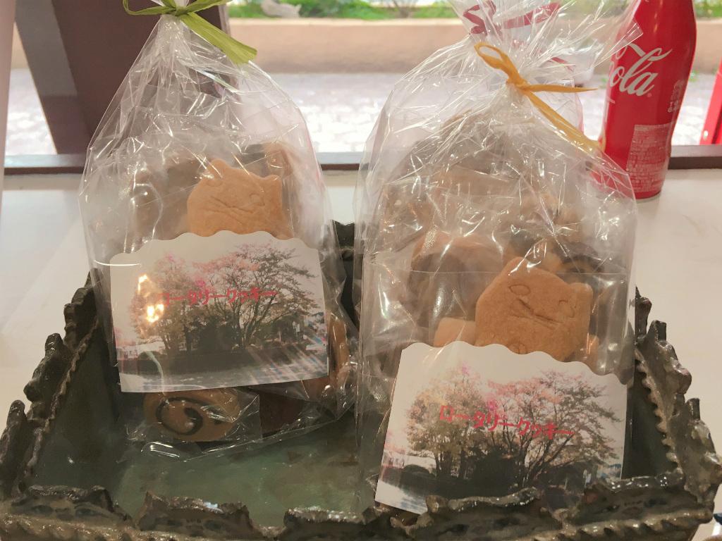 ノア洋菓子店のロータリークッキー