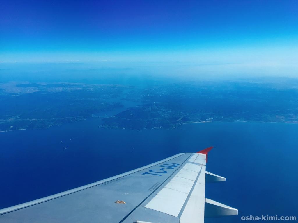 空からみるイスタンブール