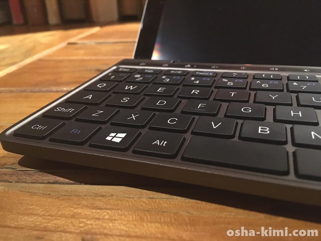 GPD Pocket2のキーボード